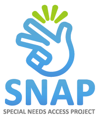 SNAP Special Needs Access Project Logo